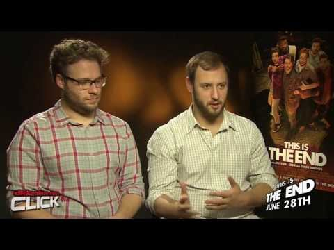 Seth Rogen and Evan Goldberg Video Interview for This is the End