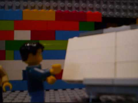 Big Bang Theory Lego Episode 2 The Movies