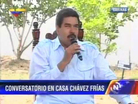 Maduro y el Pajarito llamado Hugo Chávez. ATEÍSMO.