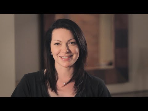 Join Laura Prepon on the set of Orange Is the New Black!