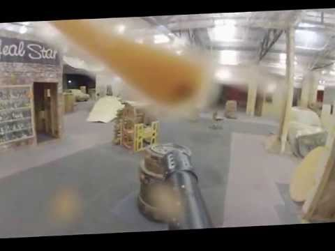 DIE HARD INDOOR PAINTBALL - TOURNAMENT - MAY - Music by Eric Prydz vs Pink Floyd - Proper Education