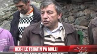 Kukës, hidrocentrali mbyll mullirin e fshatit - News, Lajme - Vizion Plus