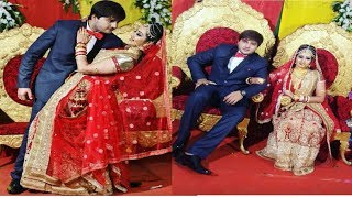 JINA RA JIBANA SATHI || JINA AND RUDRA ROMANTIC PHOTO ON MARRIAGE TIME ||