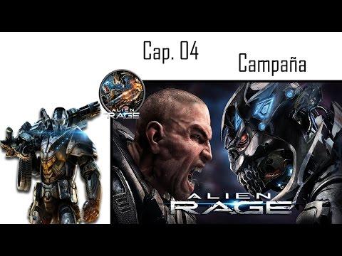 Alíen Rage Unlimited l Cap 04 l Gamplay l Campaña l Un Enfrentamiento Eterno