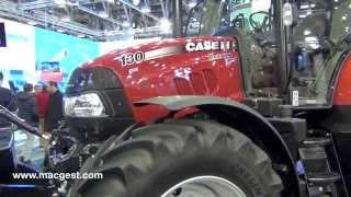 Tractor News. Case IH - Steyr #eima2014