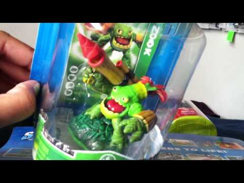 Skylanders: Zook, Lighting Rod, Ignitor and more!