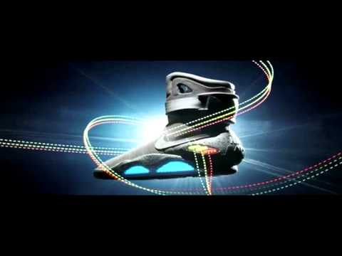 Nike MAG: Nike Air MAG Shoes From Back To The Future Part II