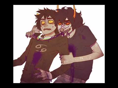 Karkat Kills Gamzee Gamzee And Karkat i Want