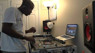 LOVE REGGAE CARDIAC BASS RIDDIM MIX 2011-  -DJ City