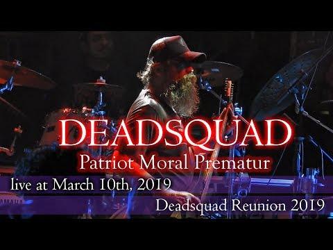 Download DEADSQUAD - Patriot Moral Prematur & Horror Vision Mp4 baru