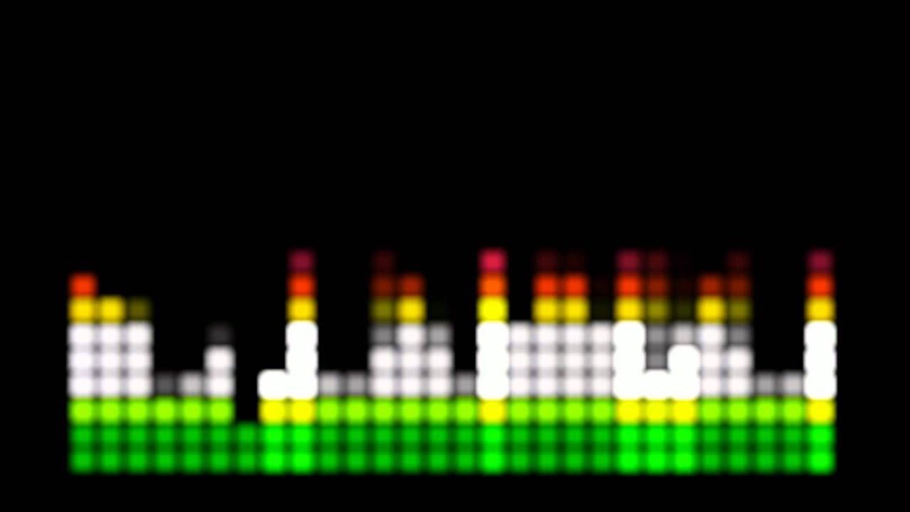 Sound Bar Background Bar Volume Meter 1 Free
