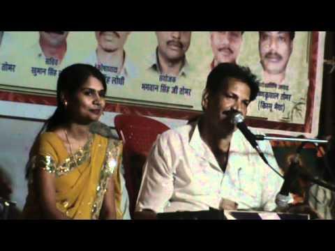 Deshraj Pateriya Lokgeet 3- Liyao Mohe Kangana video