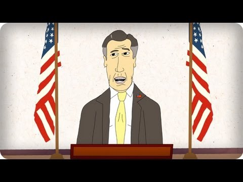 THE POLITICIAN | ANIMATION DOMINATION HIGH-DEF