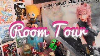 ♡ MULTIFANDOM Room Tour ♡ Anime, Manga, Video Games etc...