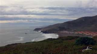 Hiking in the Headlands