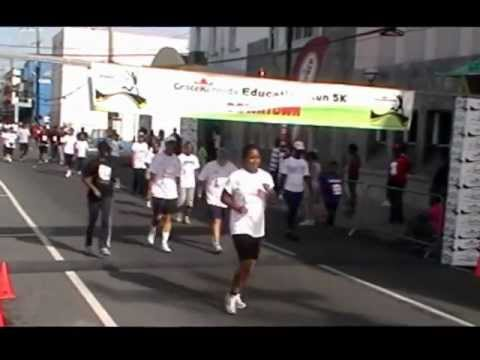Grace Education Run 2012 - Finish Part 4