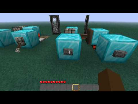 Minecraft Piston Logic Gates Minecraft Piston Logic Gates