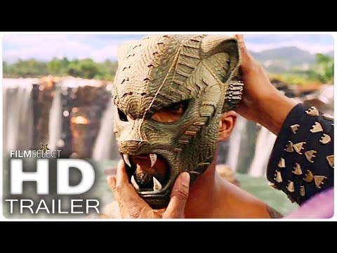 BLACK PANTHER Final Trailer (2018)
