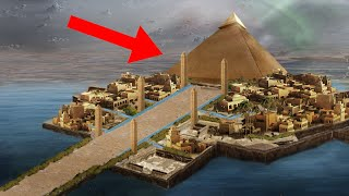 9 Most MYSTERIOUS Pyramids Hidden In PLAIN SIGHT!