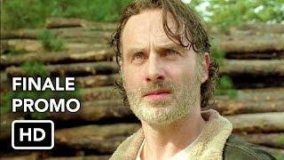 """The Walking Dead Season 6 Episode 16 """"Something to Fear"""" Promo (HD) Season Finale"""