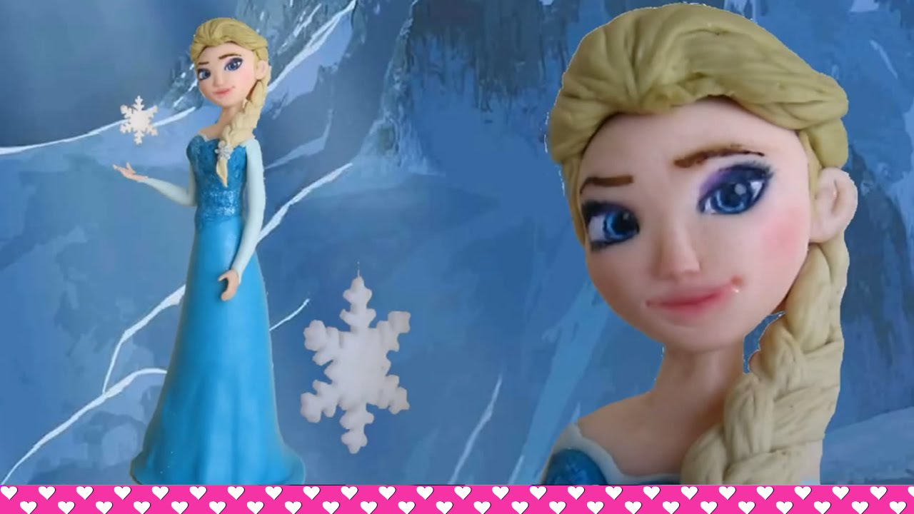 Disney Frozen Birthday Cake Toppers