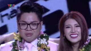 """[VTV3 HD] Đức Phúc - team Mỹ Tâm lên ngôi Quán quân """"The Voice"""" Việt Nam mùa 3"""