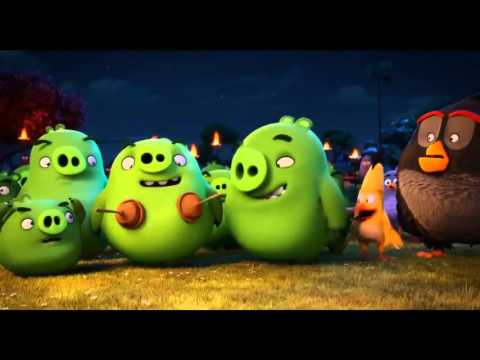 ANGRY BIRDS Final Trailer 2016 Animated Comedy Movie