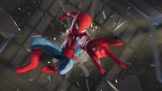 Spider-Man vs Wilson Fisk (Stark Suit Walkthrough) - Marvel's Spider-Man