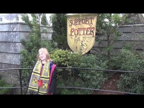 Harry Potter Celebration at The Wizarding World of Harry Potter, Universal Orlando