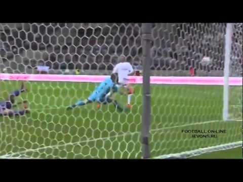 Real Madrid vs Fiorentina 1 - 2  International Club Friendly Match All Goals And Highlights 2014 HD
