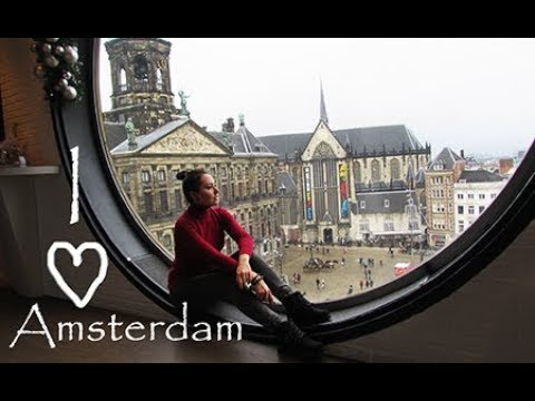 Амстердам моими глазами. Город мечты. Vlog