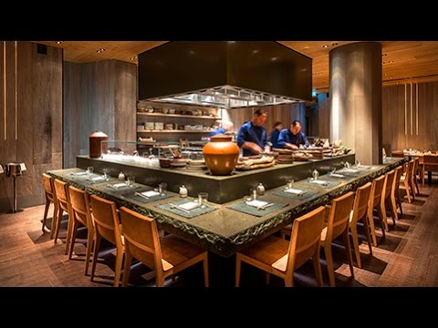 The Robatayaki Experience at Roka Aldwych