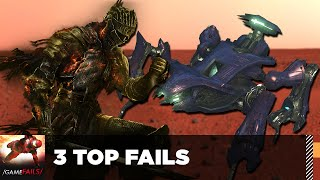 Death on Mars - 3 Top Fails for August 17th, 2016
