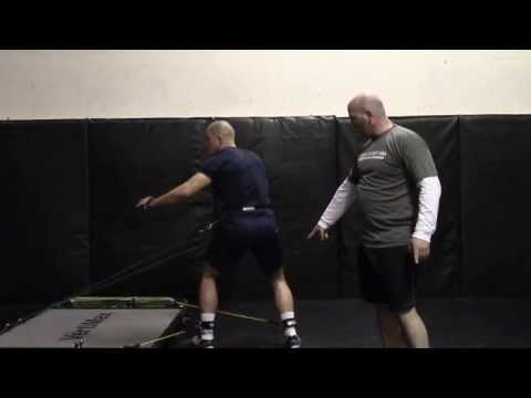 Wrestling Drills - Explosive Power through the Hips Image 1