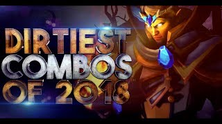 Dirtiest Combos of 2018 - Dota 2