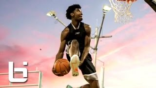 Josh Jackson Wins EPIC Under Armour Elite 24 Dunk Contest! CRAZY Dunks!