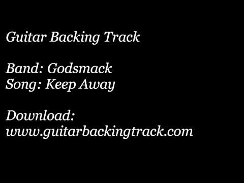 Guitar Backing Track: Godsmack - Keep Away video