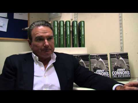 Interview stuart appleby interviews tennis legend jimmy connors