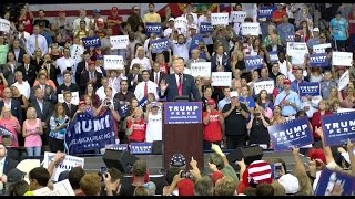 FULL EVENT: Donald Trump Rally in CINCINNATI, OH 10/13/16