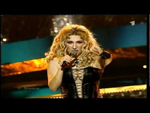 Eurovision 2003 Greece - Mando - Never let you go klip izle