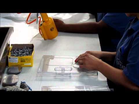 Processamento de Polímeros. INJEÇÃO.wmv