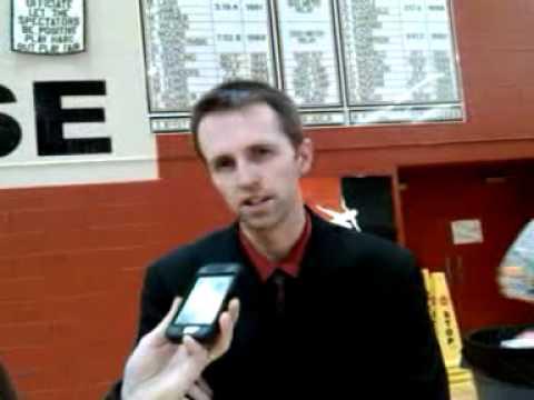 Liberal High School Coach jan 8,2013