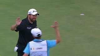 Shane Lowry's incredible finish secures win at the Bridgestone Invitational