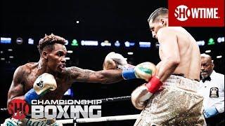 Jermall Charlo KOs Hugo Centeno Jr. | SHOWTIME CHAMPIONSHIP BOXING