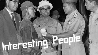 Interesting People | Hiroo Onoda The Man Who Wouldn't Give Up