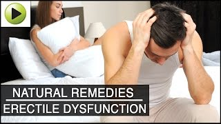 Erectile Dysfunction - Natural Ayurvedic Remedies