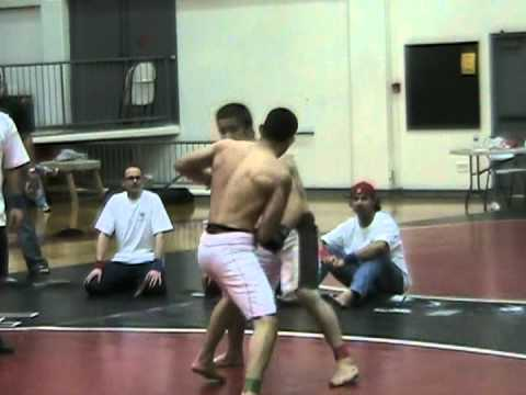 Highlights from the 2006 California Pankration Championships Image 1
