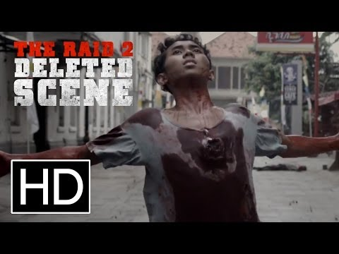 The Raid 2 - Deleted Scene 'gang War' video