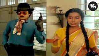 Chiranjeevi Most Funny Investigation Scene   Megastar Chiranjeevi Hit Movies   Telugu Latest Movies