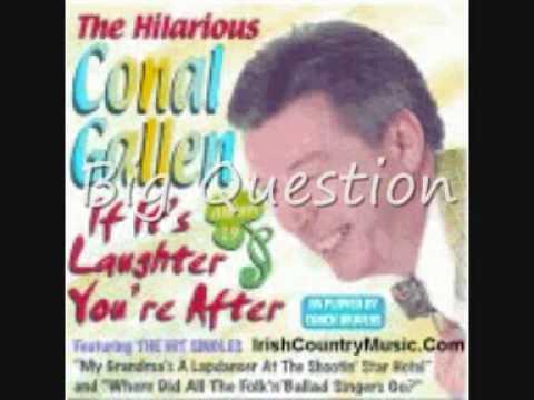 Conal Gallen - Conal Gallen's Laughter Show